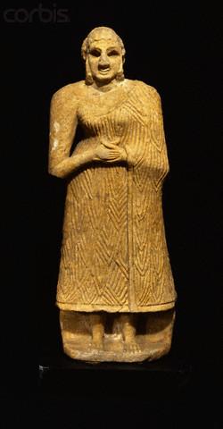 Smiling Sumerian