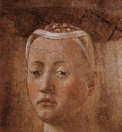 Madonna del parto viso